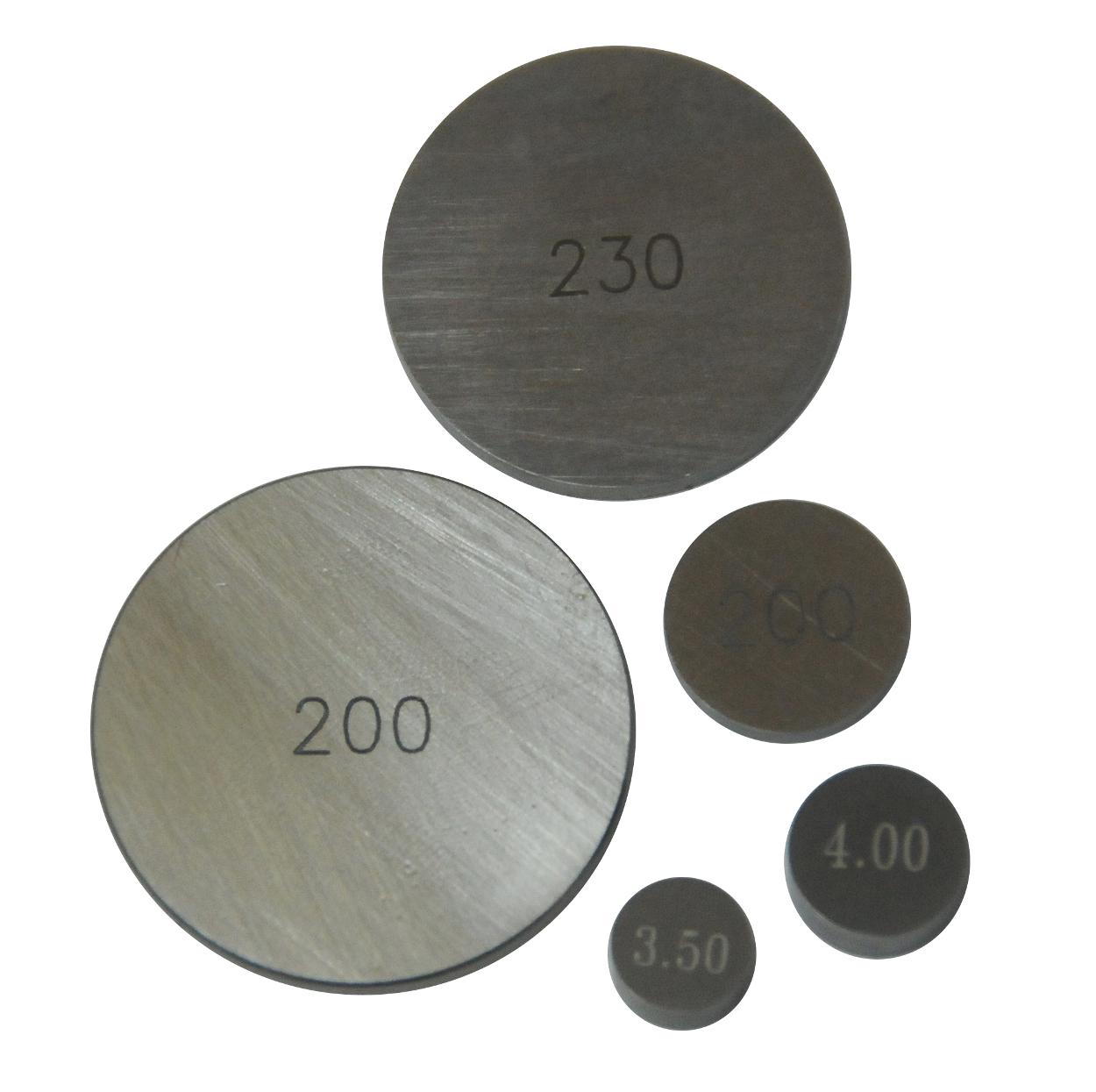 Shim Ventil Einstellplättchen 25mm x 2,85mm