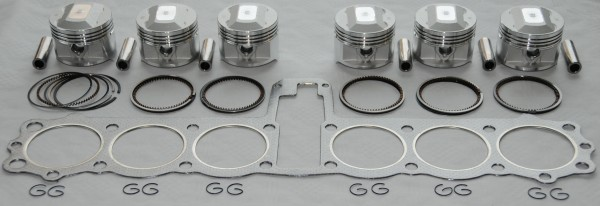 Honda CBX1000 Aufbohrsatz +3,0 mm - Kolben-Kit und Zylinderkopfdichtung