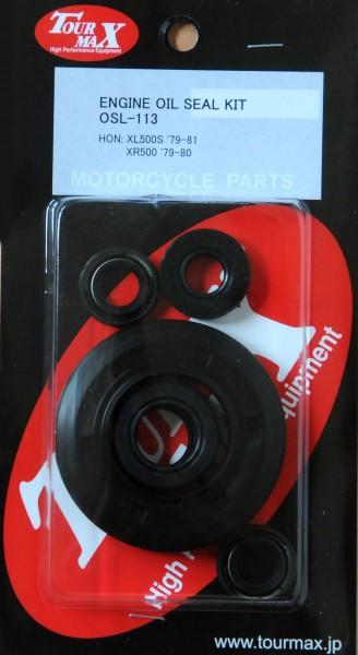 Motor Simmeringe Satz Tourmax OSL-105 f/ür Honda